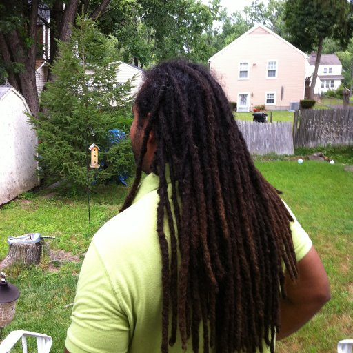 My Dreadlocks..
