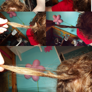 I noticed that my dreads are developing loops, bumps, and really knotty roots. This can only mean good things :)