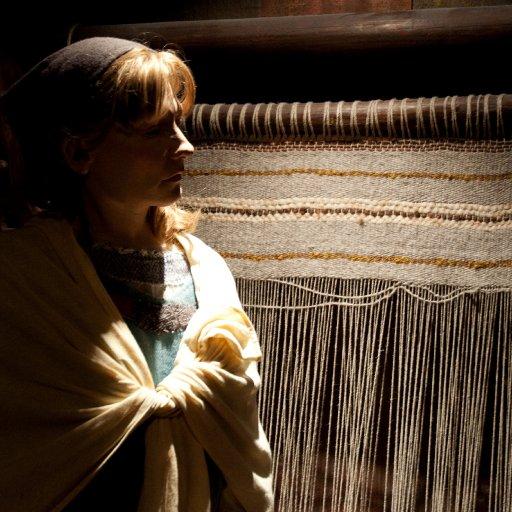 Live weaving