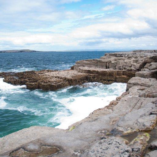Gorgeous island coasts
