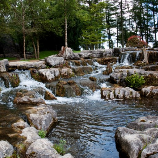 Amazing little streams