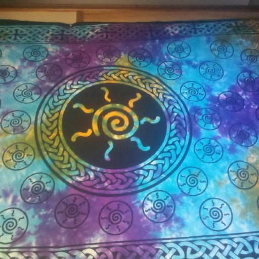 Yay for new tapestry