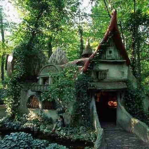 Forest house in the Netherlands!!