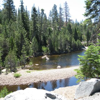 Some pics from my walks around the Gerle Creek Reservoir, El Dorado National Forest, Sierra Nevada Mountains...