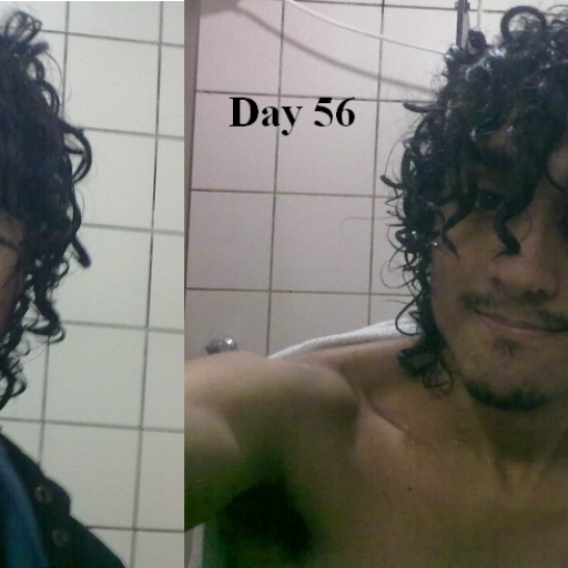 day 42 / day 56 - bs/acv wash