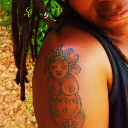 Mother Earth Permanent Body Art