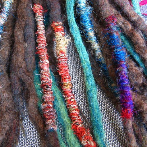 Dread wraps & beads