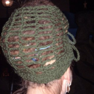 dread wraps beads