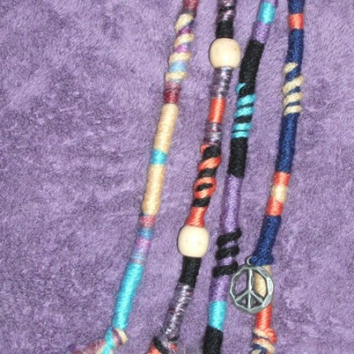 Dread wraps & beads