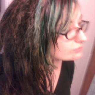 All done and ready for my hair journey! I have wanted dreads since I was a wee swamp mermaid and now I have them! Yay!!