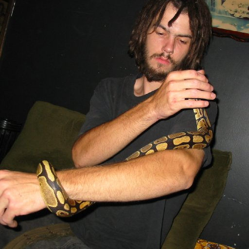 Me and my Snake