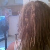Back w/congo dread for hubby