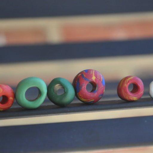 My Hand Made Dread Beads