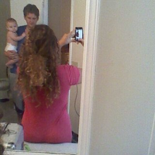 can i wear my hair like this with babies??
