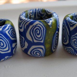 swirly bead