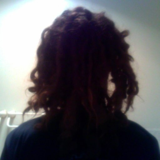 1 year 8 months natural dreadlock journey progress pic :)