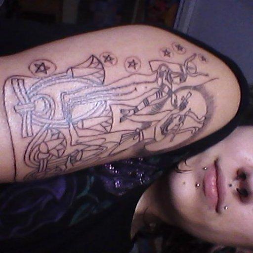 Isis and osiris new tat I love it