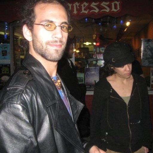 Liza and me