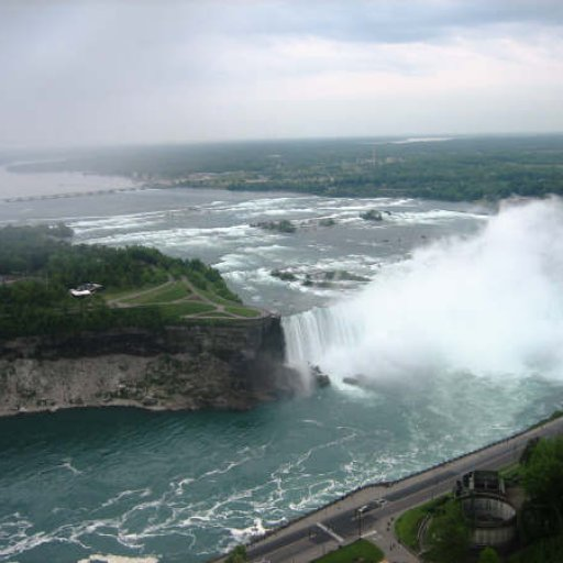 The Canadian Falls
