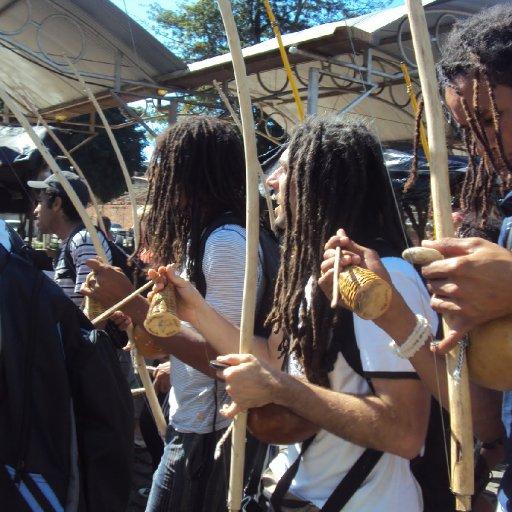 Capoeira - Berimbau orchestra