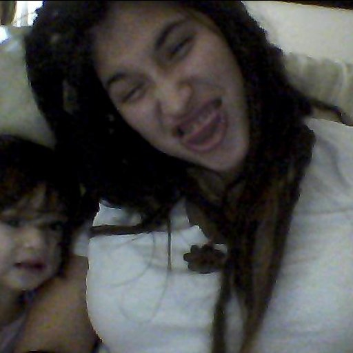 Me and my niece<3