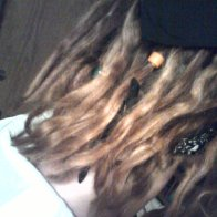 3 Day old baby dreads...so excited