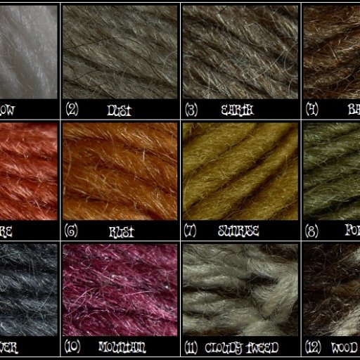 Color options for new custom made tam