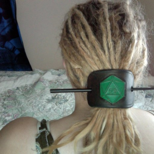 Geek Swag for Dreads