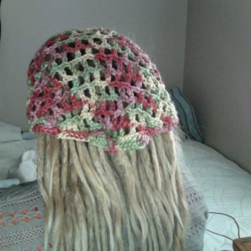 7ish Month Old Dreads