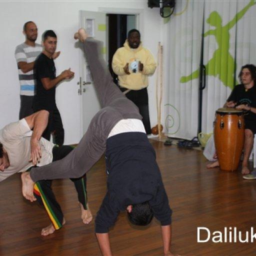 My Capoeira group