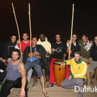 Capoeira group