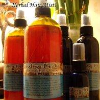 herbal hair mist