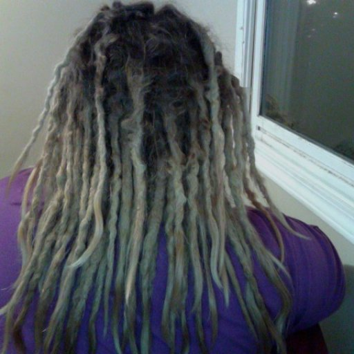 8 1/2 Month Old Dreads