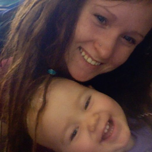 Me and my little lady!
