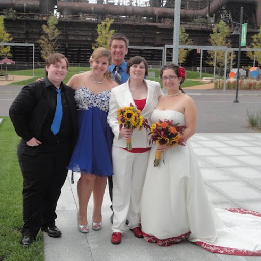 Our wedding day!!!!