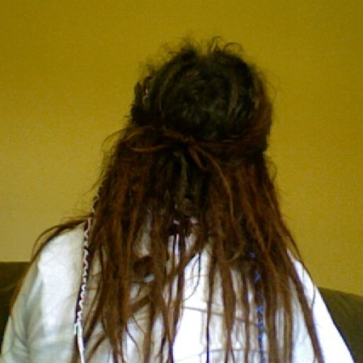 "My ""go-to"" dread style."