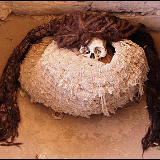 dreadlocked chauchilla mummy 2