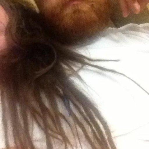 Dreadhead and Ginger Beard