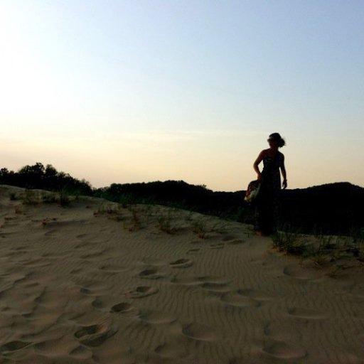 the dunes!
