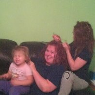 Doing the dread!