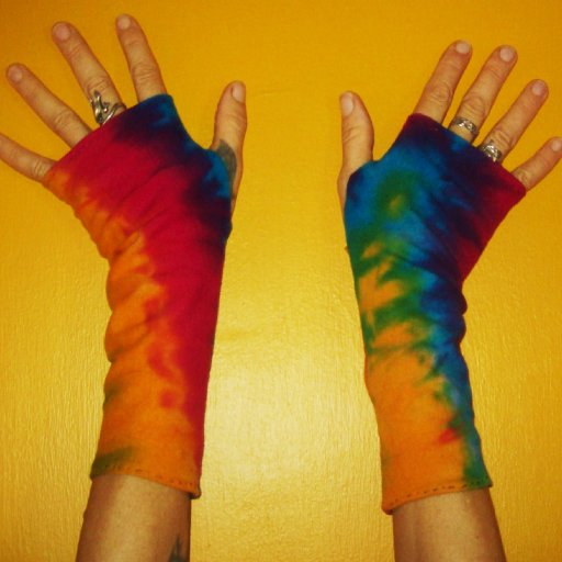Rainbow Wristers from my online store