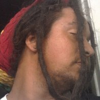 showing the dreads