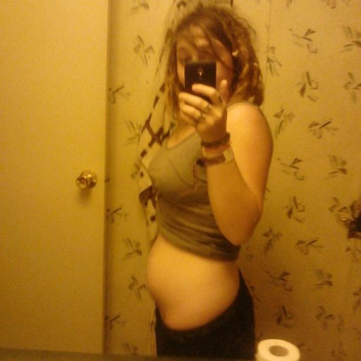 11 weeks baby bump.