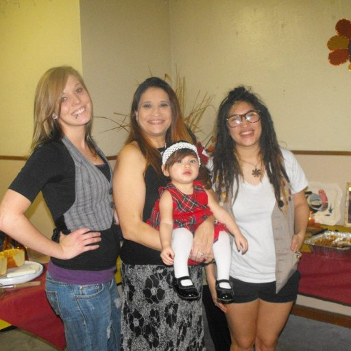 Thanksgiving with the family :)