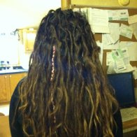 dreads day 24
