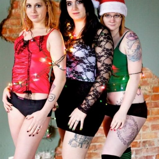 AG Christmas shoot