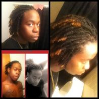 some more shots of my locs