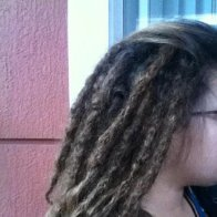 1 month full head 4 months half of my dreads