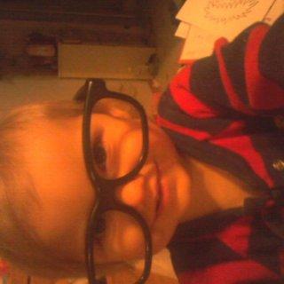 my cutie lil baby lol