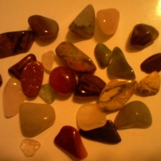 my mystery stones parcel